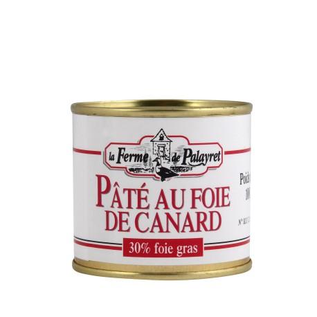 Pâté de foie de canard 100g