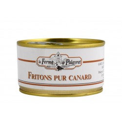 Fritons pur canard